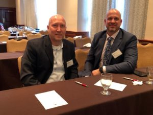 Randy Erickson, CEO, Utah Cancer Specialists Rick Davis, Senior Regional Sales Manager, Oncology Supply